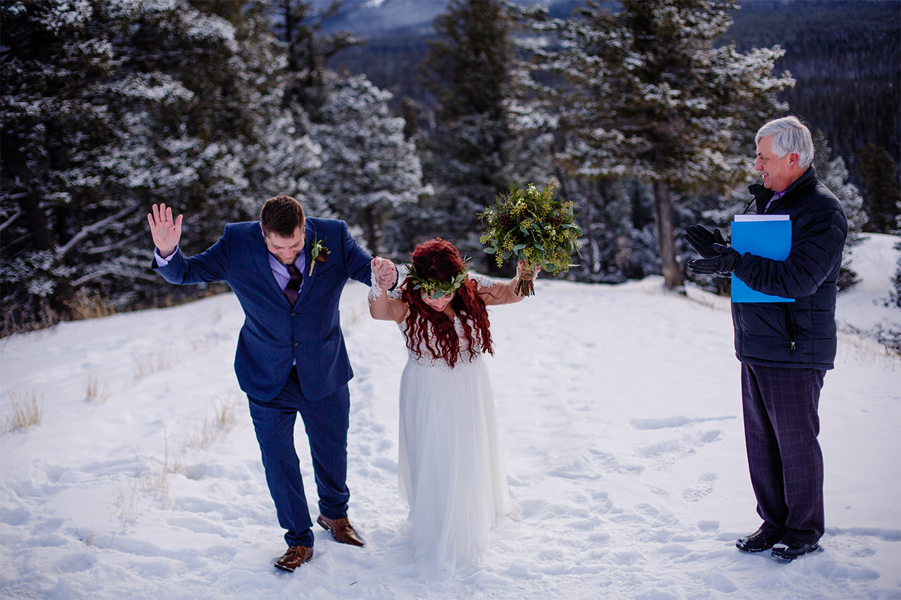 Wedding Elopement Photographer Banff, Alberta