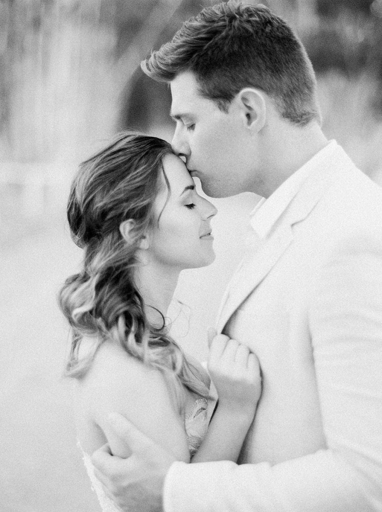 Bride & Groom portraits Tulbagh South Africa