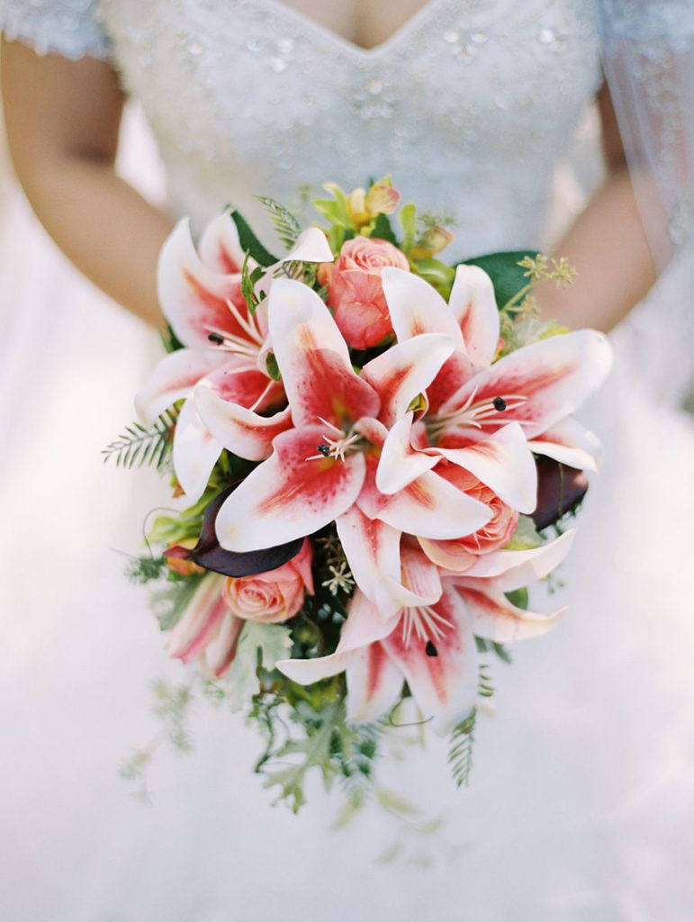 Stunning Bridal bouquet in Winnipeg