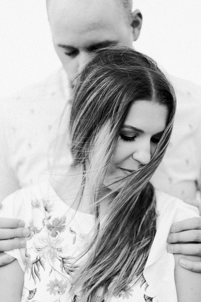 Gimli Manitoba Engagement Photos film photographer