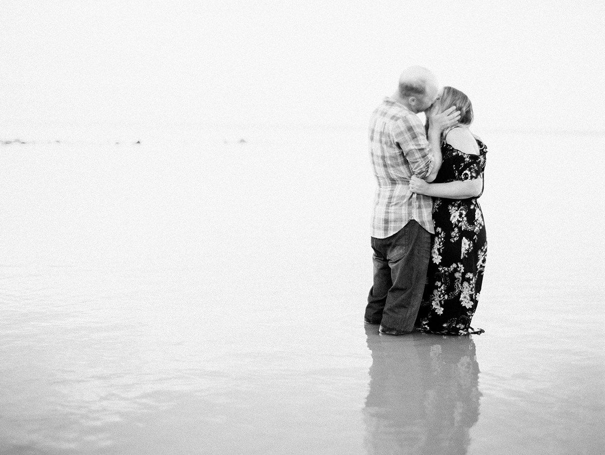 Engagement Film photography  Canmore