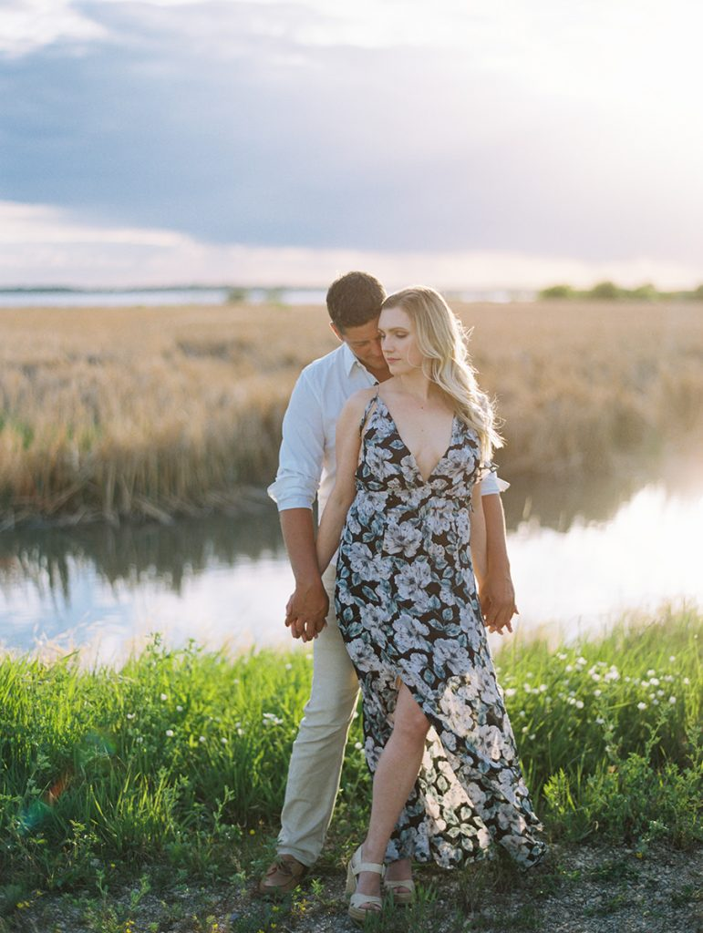 Willow Island Engagement Photos