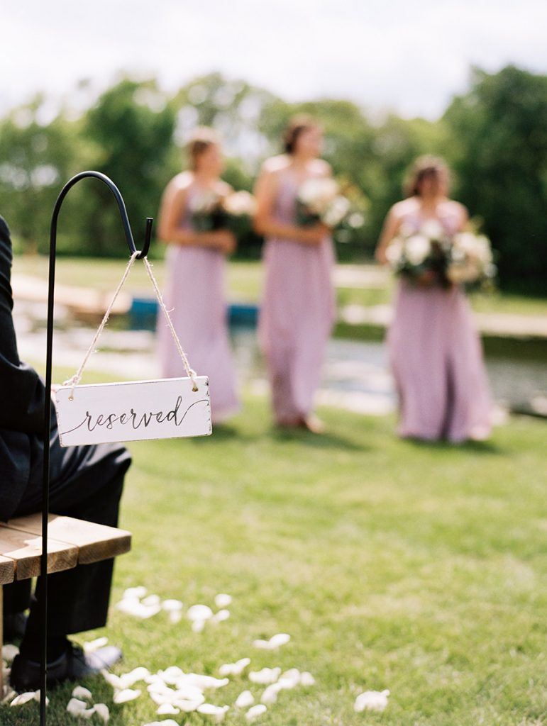 a wedding from the new Winnipeg venue, Whitetail Meadow