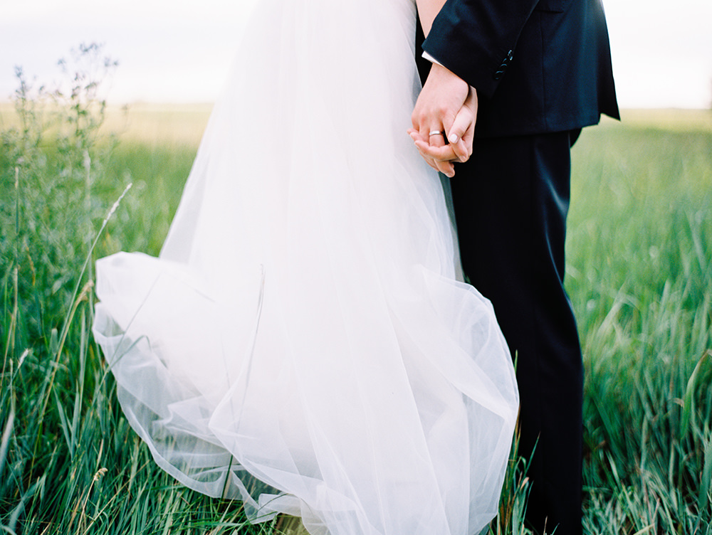 A beautiful Pembina Valley wedding